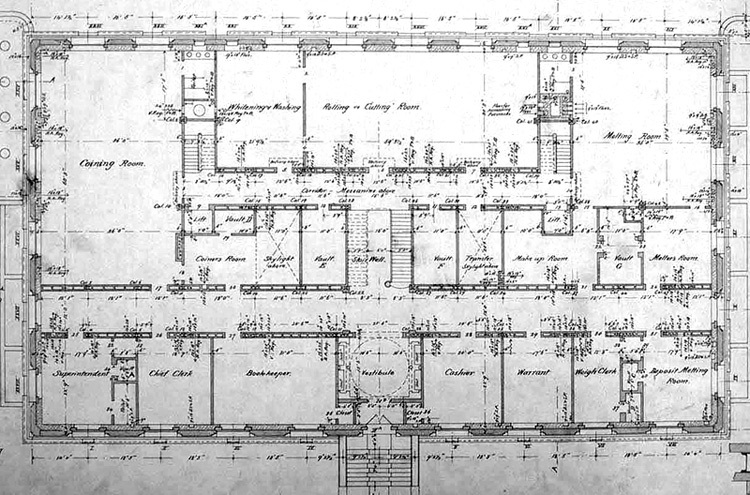 First Floor Drawing of the Denver Mint.jpg
