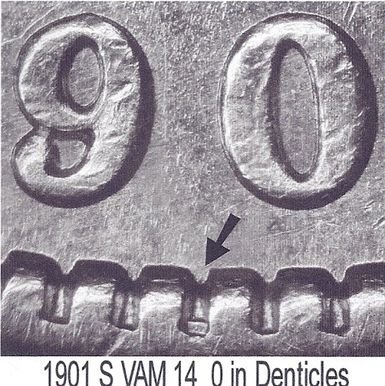 1901-S VAM 14 Plate Photo 0 in Dentilces.JPG